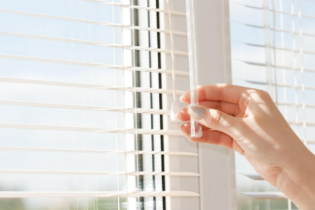 uPVC Window Blinds Derby